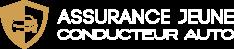 assurance jeune conducteur auto logo